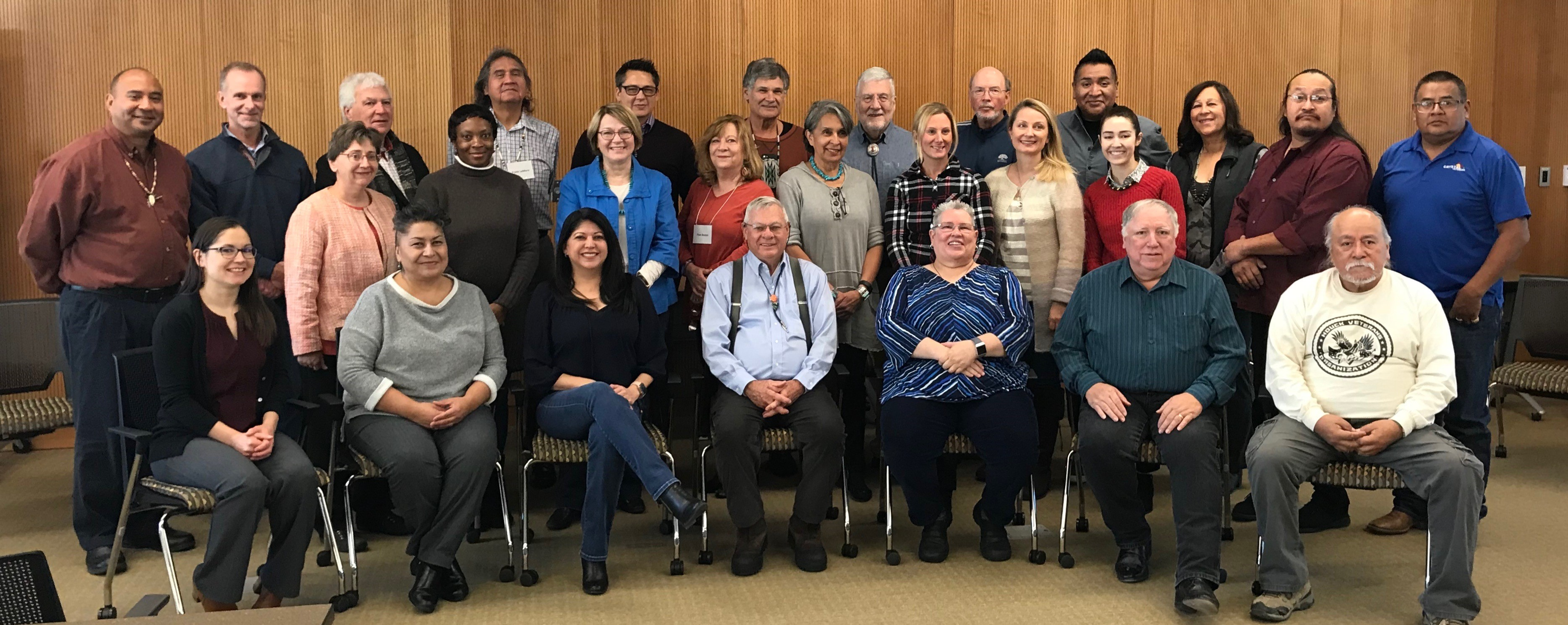 Photo of advisory council