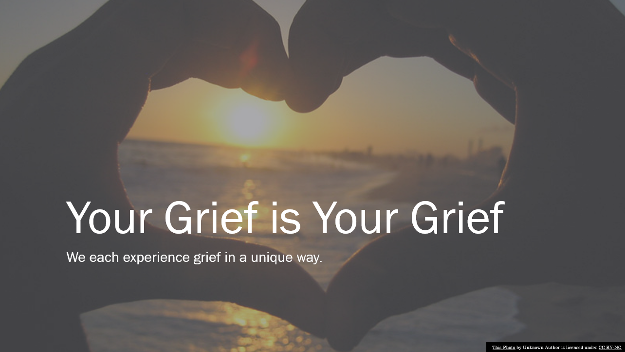 Ambiguous Grief logo