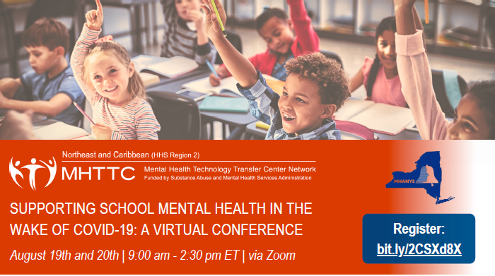Supporting School Mental Health in the Wake of COVID-19: A Virtual Conference