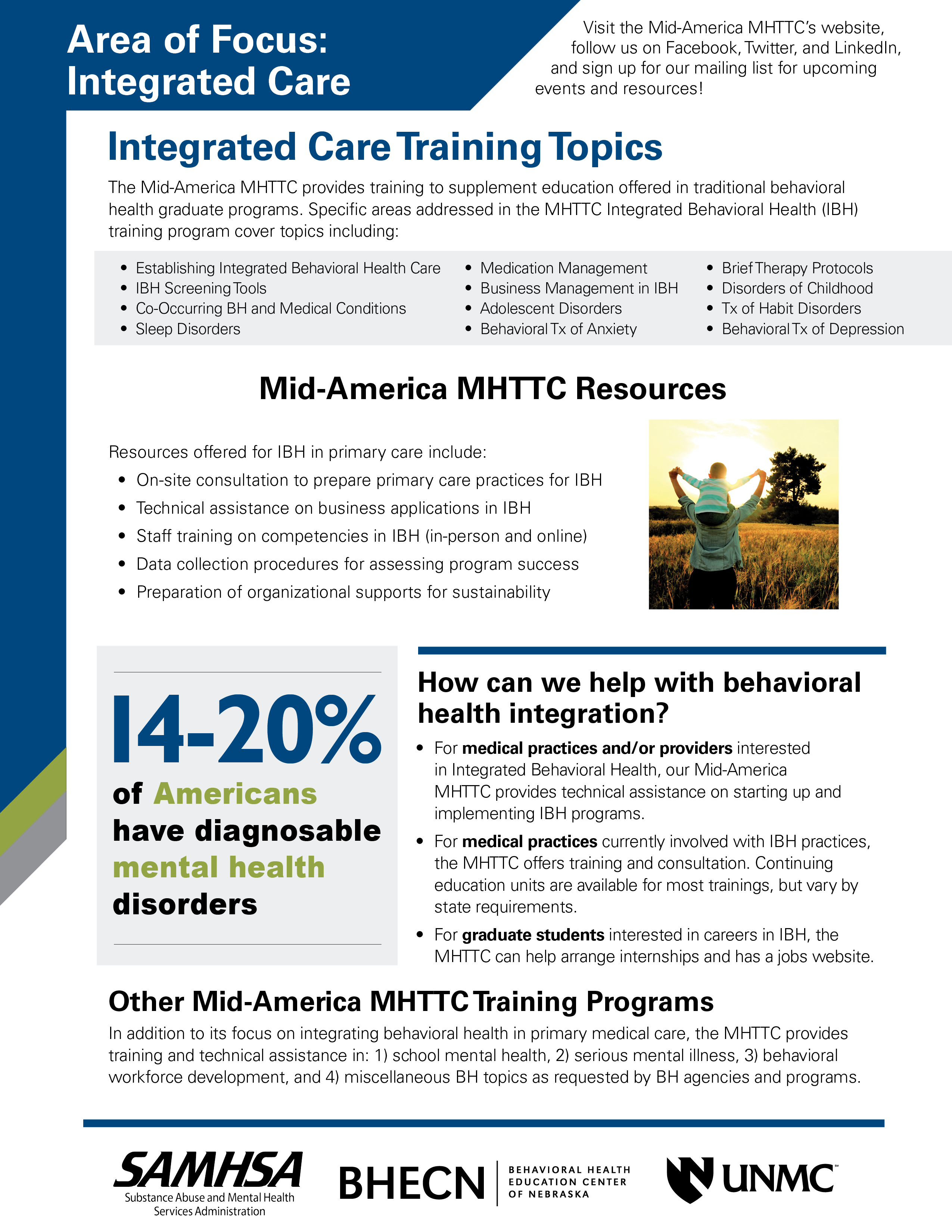 Integrated Care Flyer 2