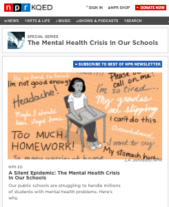 The mental health crisis
