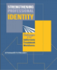 Strengthening Professional Identities Coverpage Image