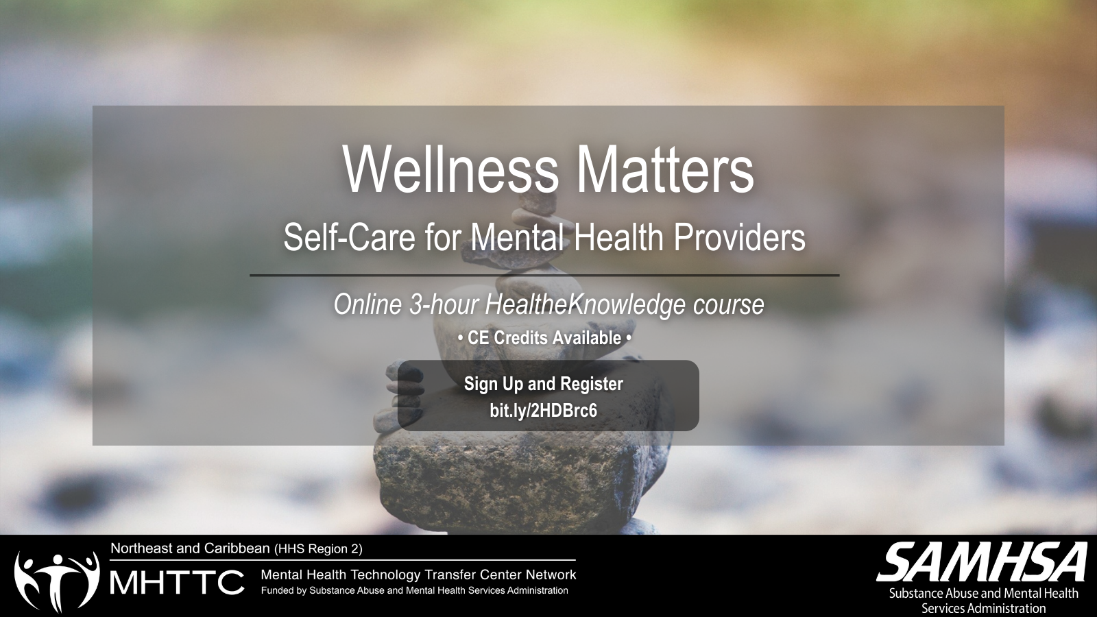 wellness matters hek course