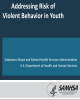 SAMHSA presentation: Addressing Risk of Violent Behavior in Youth