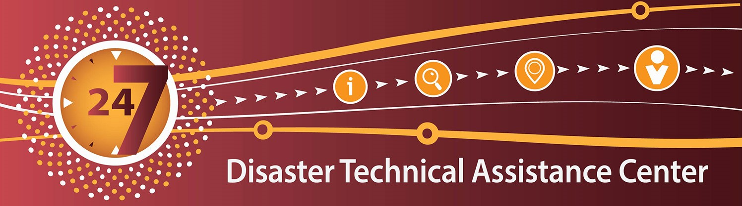SAMHSA Disaster Technical Assistance Center logo