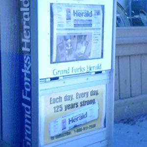 Grand Forks Herald Newspaper