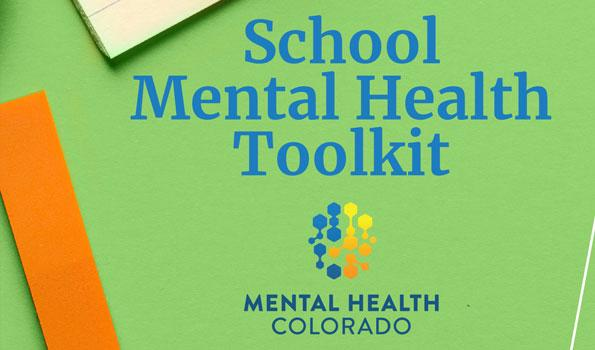 Colorado School Mental Health Toolkit