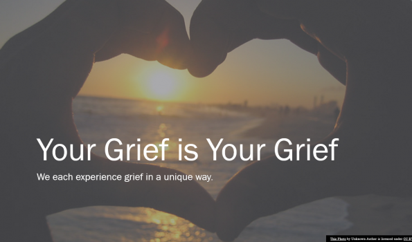 NW Ambiguous Grief Logo