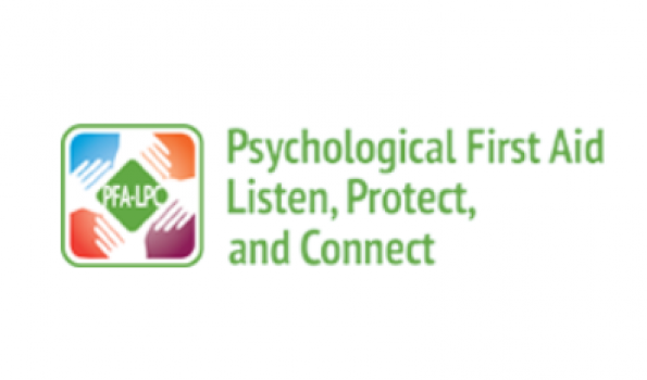 Psychological First Aid logo