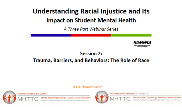 Trauma, Barriers, and Behaviors: The Role of Race